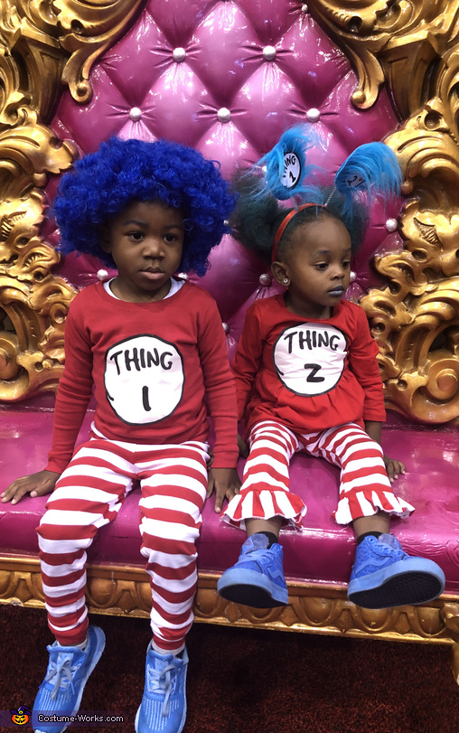 What can we get into?, Baby Things Costume