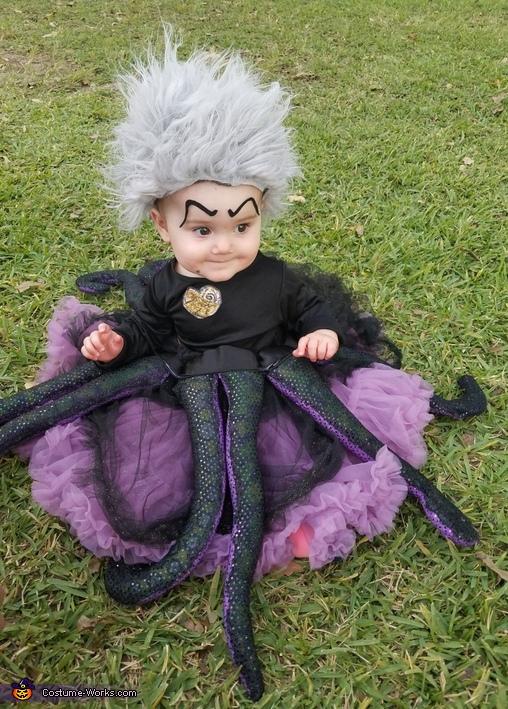 Baby Ursula Costume