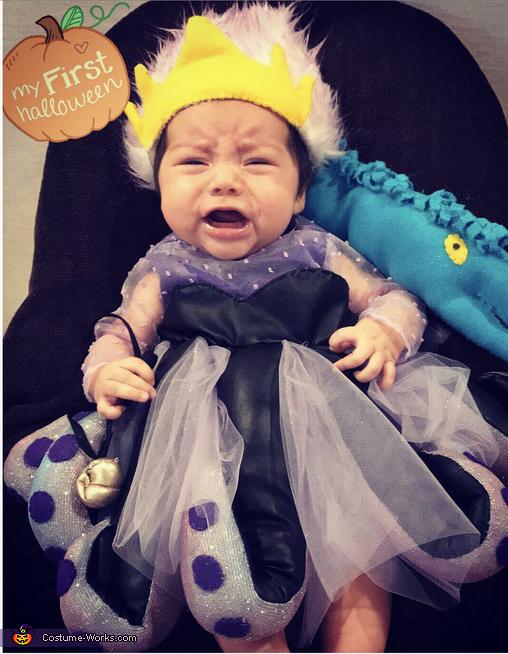 Ursula aka Lola, Baby Ursula Costume
