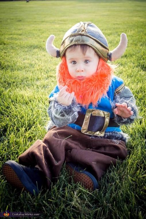 Baby Viking Costume