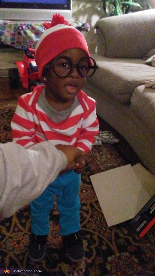 Baby Waldo Costume
