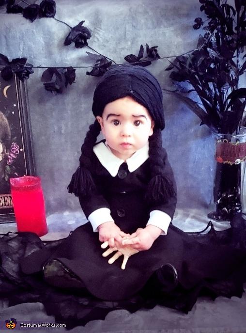 Baby Wednesday Costume