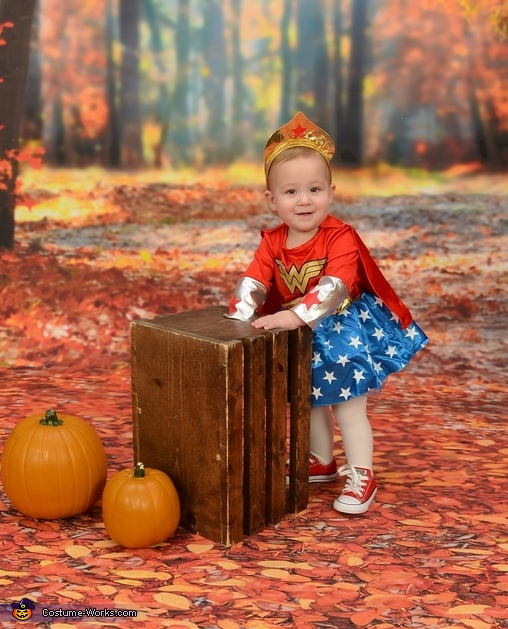 Baby Wonder Woman, Baby Wonder Woman Costume