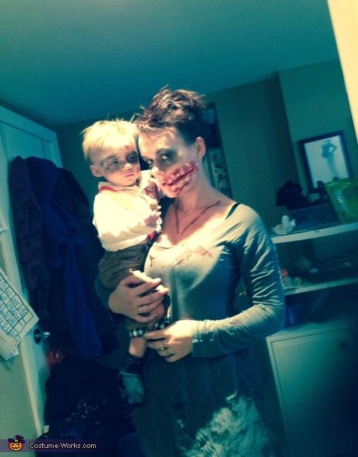 Baby Zombie Costume