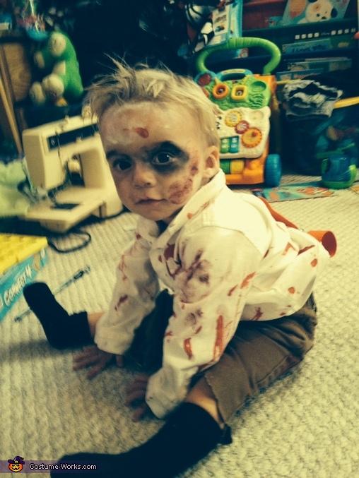 Baby zombie, Baby Zombie Costume