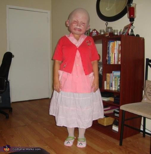 Babyhead Costume