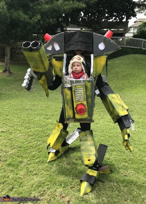 Babymech Costume