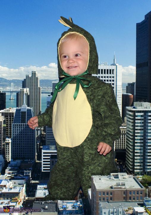 Babysaurus Baby Costume