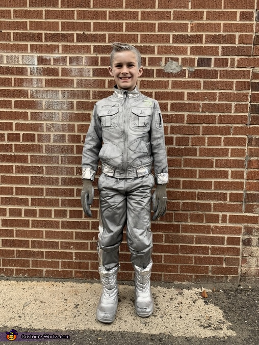 Mr. Adventure, Back From the Future Costume