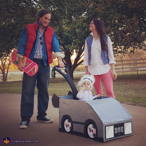 Back to the Future Costume