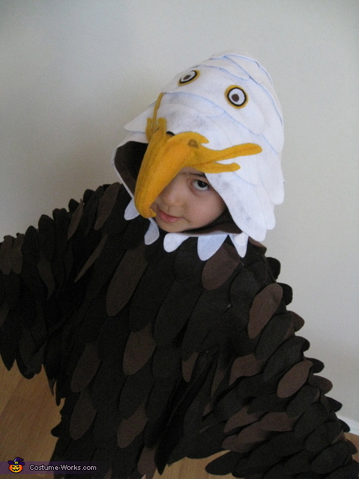 Bald Eagle, Bald Eagle Costume