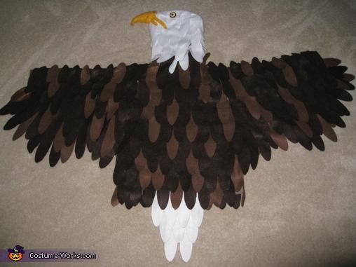 Bald Eagle, Bald Eagle Costume