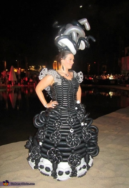 Balloon Dress Costume