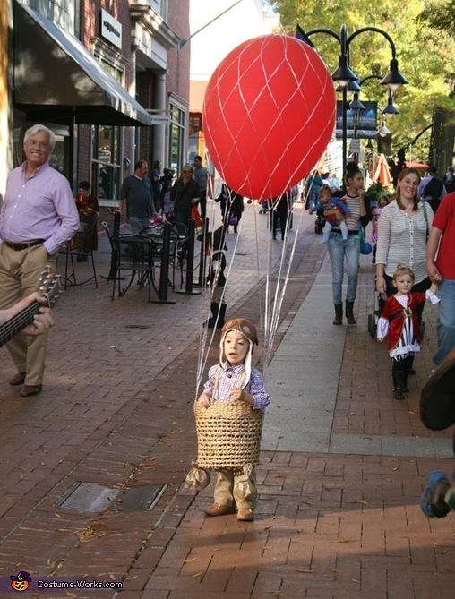 Balloonist Costume