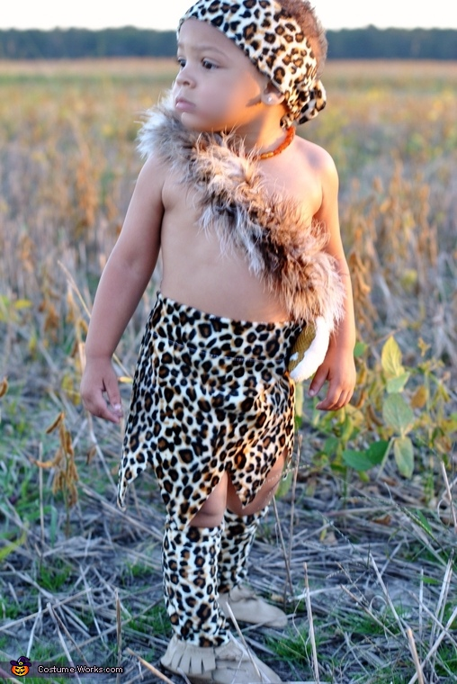 Bam bam , Bam Bam Baby Costume