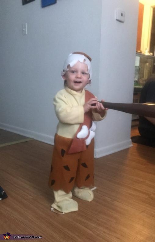 Bamm-Bamm Homemade Costume