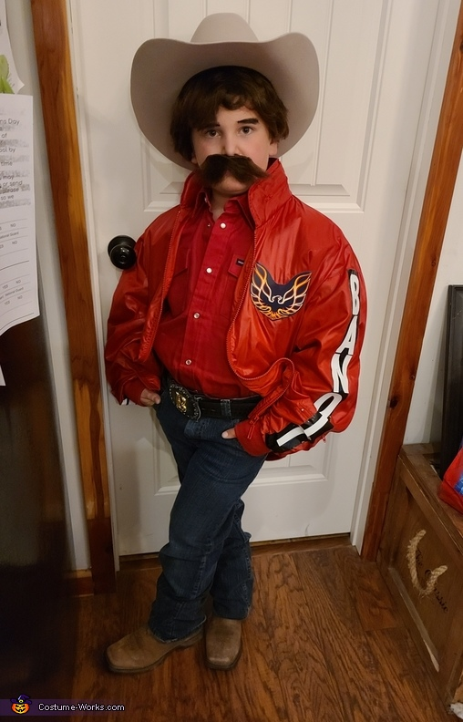 Bandit from Smokey and the Bandit Costume