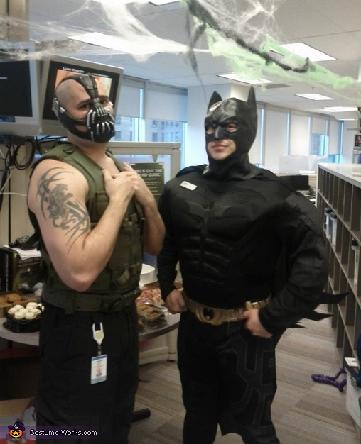 your punishment must be more severe bane costume - Halloween Costumes Bane