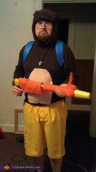 Banjo Kazooie Costume