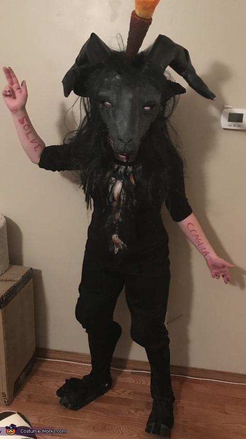 Baphomet Costume