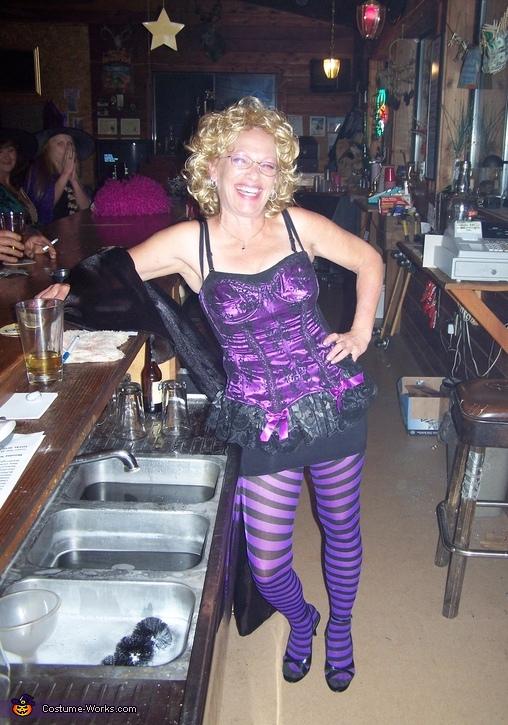 Bar Maid Costume