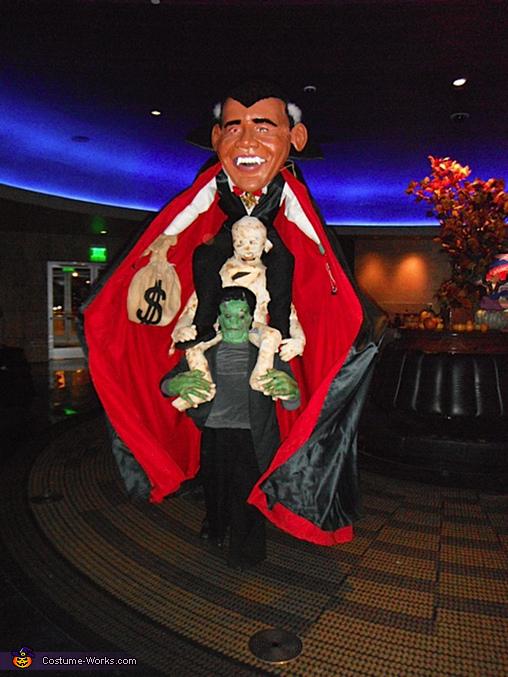 BaracULa Costume