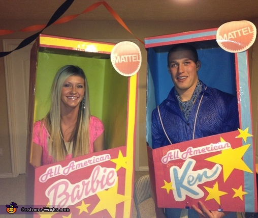 Barbie & Ken Costume