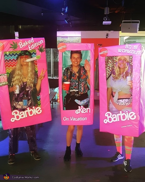 Barbies: Limited Edition Costume
