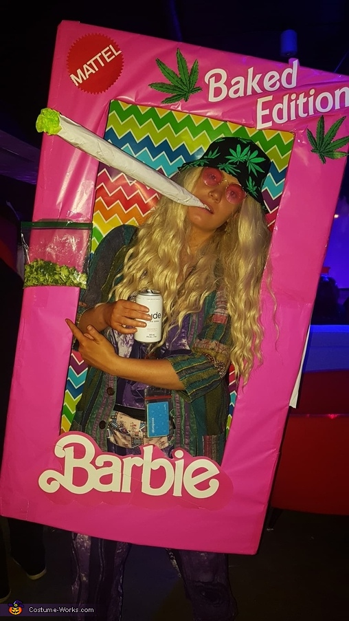 baked Barbie, Barbies: Limited Edition Costume