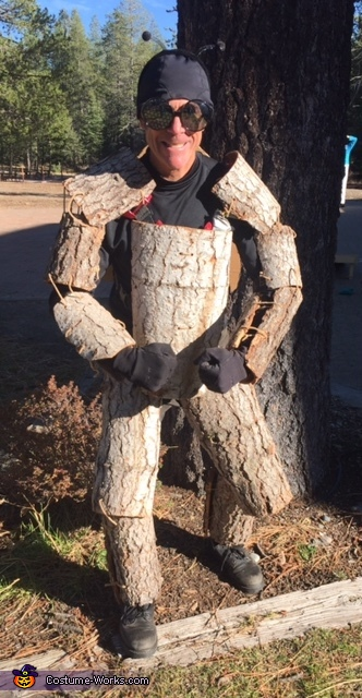 Bark Beetle Costume