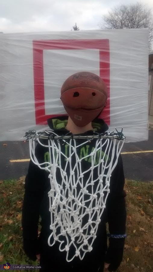 Basketball Net / Ball Costume