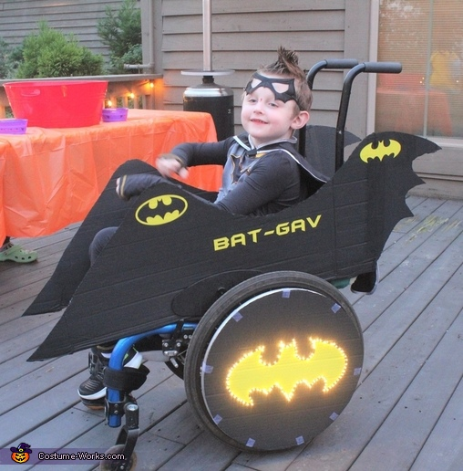 Bat-Gav Costume