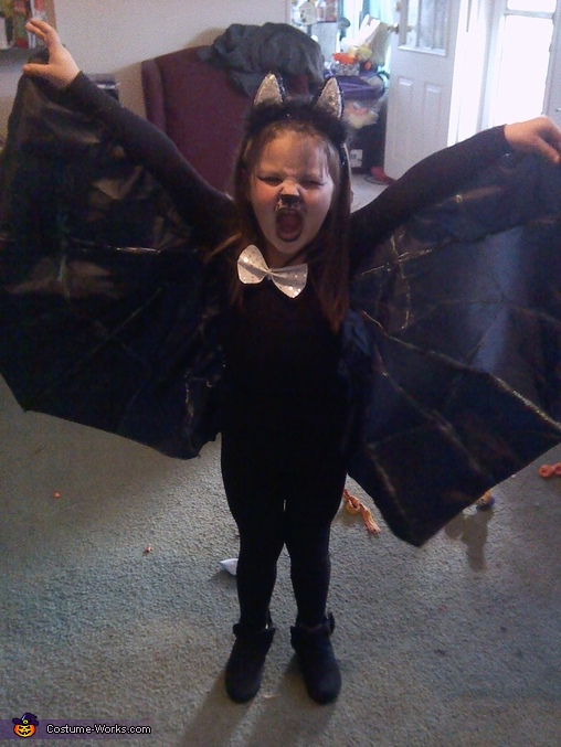 Batcat Costume