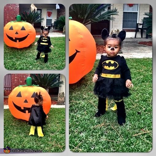 Batgirl, Batgirl Toddler Costume