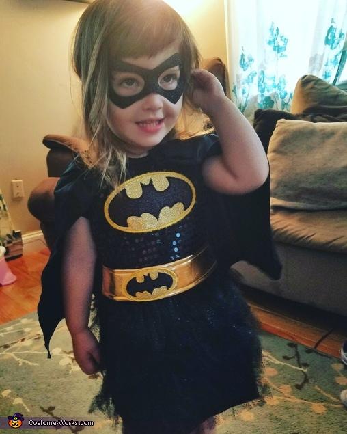Fashionable Batgirl, Batgirl Costume