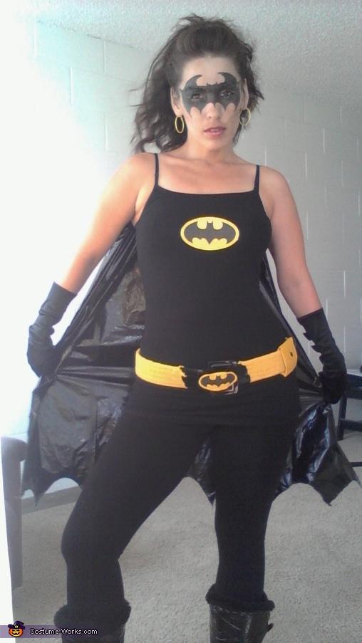 Batgirl2, Batgirl Costume