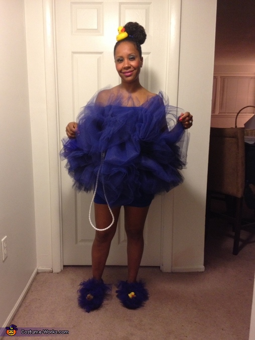 Bath Loofah Costume