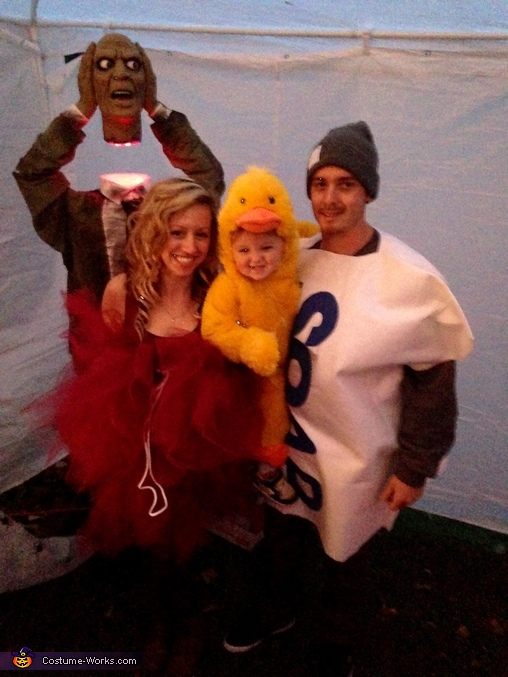Bathtime Halloween Party, Bathtime Fun Family Costume