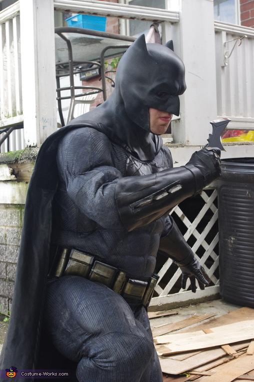 Batman Homemade Costume