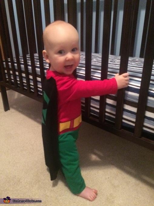 Robin, Batman and Crew Costume