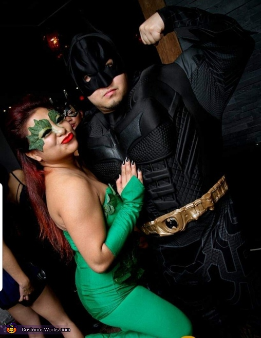 Batman and Poison Ivy Costume