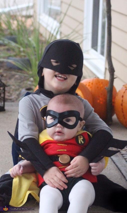 Batman and robin, Batman and Robin Costume