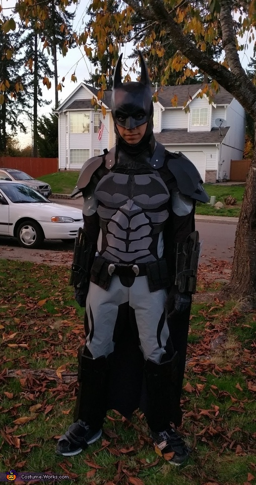 Batman Arkham Knight Costume
