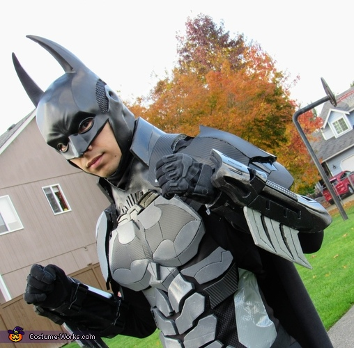 Batman: Arkham Knight Homemade Costume