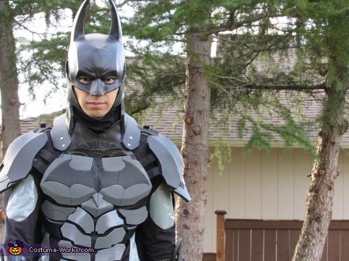 Batman: Arkham Knight Homemade Costume