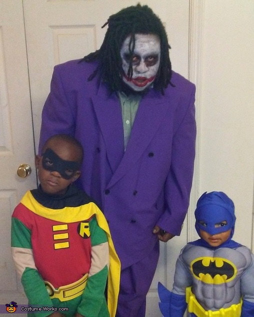 Batman Beyond: Return of the Joker Homemade Costume