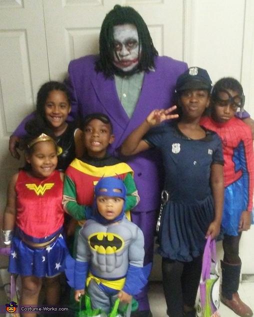 Batman Beyond: Return of the Joker Homemade Costume