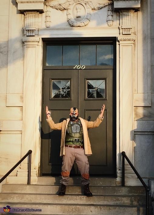 Bane, Batman Costume