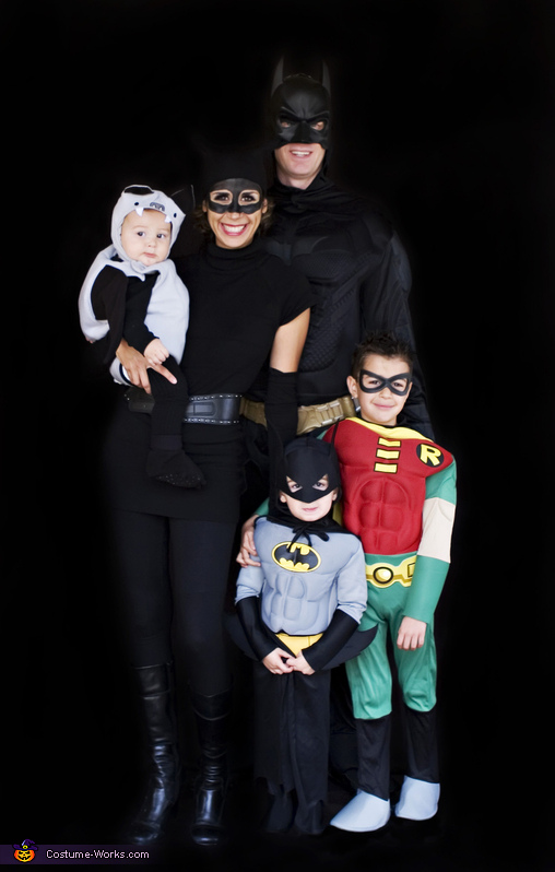 Batman Family Costume