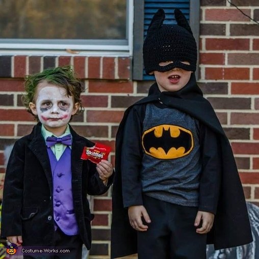 Batman & Joker Costume